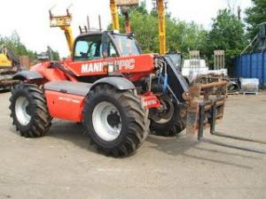 Incarcator telescopic Manitou MLT627 Turbo DEMONSTRATIV
