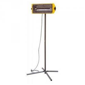 Radiator electric in infrarosu
