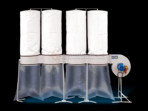 Exhaustor (aspirator rumegus) Nikmann SAM 4