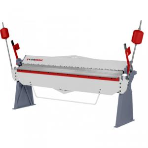 Abkant manual cu falca superioara segmentata Cormak 2540 x 2,5 mm