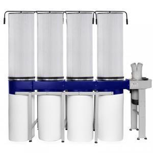 Exhaustor cu cartus de filtrare Cormak FM 470 CF