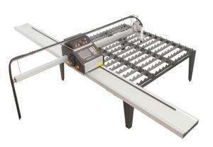 Masina CNC pentru taiat table cu jet de plasma sau oxigaz CORMAK  ZZ 1500 x 3000