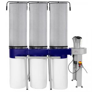 Exhaustor cu cartus de filtrare Cormak FM 350 CF