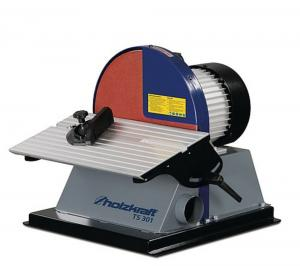 Masina pentru slefuit cu disc Holzkraft TS 301