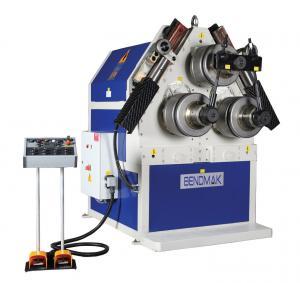 Masina hidraulica pentru roluit profile Bendmak PRO 120