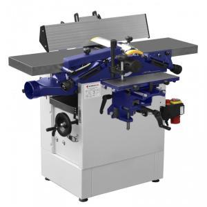 Masina pentru rindeluire si degrosare Cormak PT 260 - 400 V cu morteza