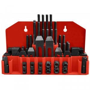 Set accesorii fixare Cormak cu 58 piese, 12 mm, M10