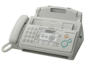Fax compact cu hartie a4