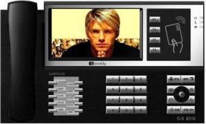 Interfon video de bloc