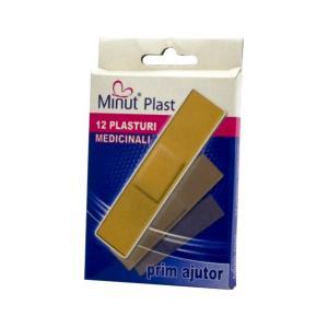 Plasturi prim ajutor 12buc/cut