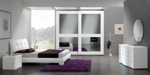 Mobilier dormitor mdf