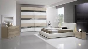 Dormitor alb lux