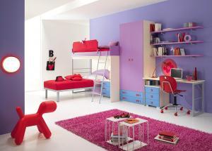 Dormitor tineret modern