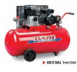 Compresor cu piston 100l