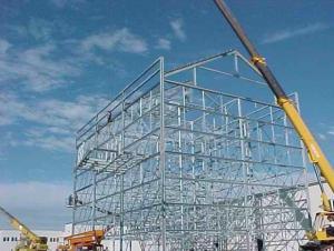 Structura metalica usoara hale