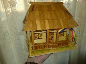 Artizanat lemn
