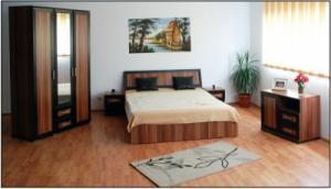Mobila dormitor into