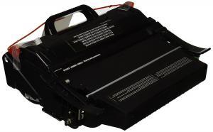 Cartus toner compatibil Lexmark - T650, T652, T654, T656, X650, X651, X652, X654, X656, X658 - Negru (25.000 pagini)