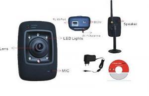 Camera ip wireless supraveghere