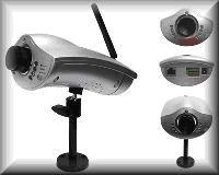 Camere supraveghere video ip wireless