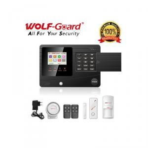 Alarma wireless cu apelator GSM Wolf-Guard YL-007M2F