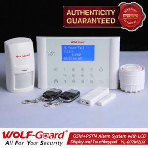 Alarma wireless GSM PSTN Wolf-Guard YL-007M2DX