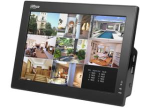 DVR 8 canale H264 cu LCD DAHUA CVR0804-10