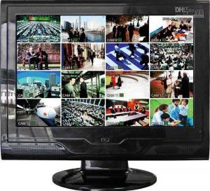 DVR 4 canale H264 cu LCD DAHUA CVR0404