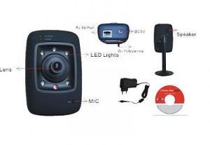 Camera ip interior ip8909