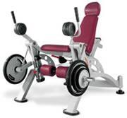 Sala de fitness in