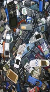 Reciclare telefoane uzate