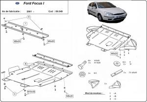 Scut motor ford focus 2