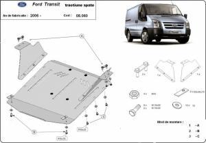 Motor ford transit