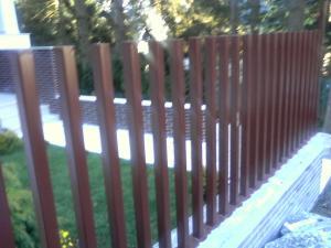 Garduri si imprejmuiri garduri metalice