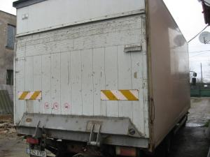 Transport marfa 3 5tone