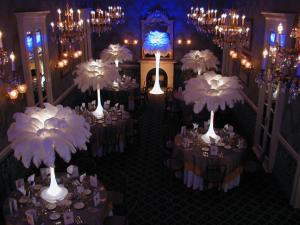 Decor sala pentru evenimente