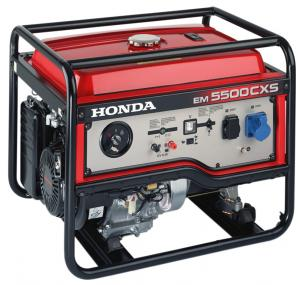 Generator honda em 5500cxs