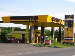 Semnalistica benzinarii