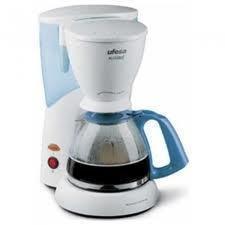 Cana filtru cafea ufesa