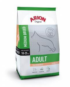 Arion Original Adult Medium Breed cu Somon si Orez 3Kg