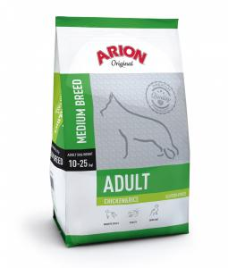 Arion Original Adult Medium Breed cu Pui si Orez 12Kg