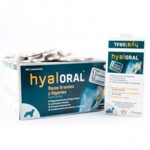 Hyaloral Large Breed 360 tablete