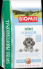 Biomill mini junior chicken & rice 8 kg