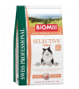 Biomill cat selective cu somon 10 kg