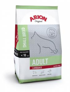 Arion Original Adult Small Breed cu Miel si Orez 3Kg