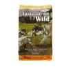 Taste of the wild high prairie puppy 13.6kg + 2