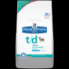 Hill's pd canine t/d mini 3 kg