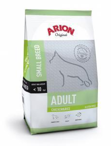 Arion Original Adult Small Breed cu Pui si Orez 3Kg