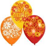 8 baloane happy birthday
