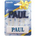 Lumanare nume PAUL